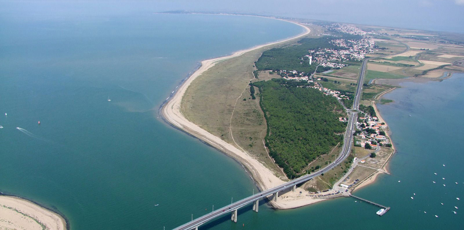 pont-de-noirmoutier-france